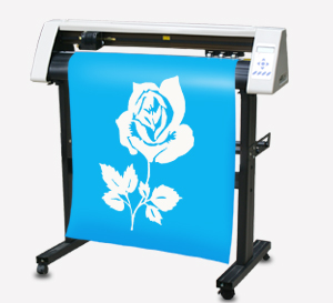RS720C CUTTING PLOTTER